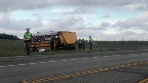 Local Bus Accident