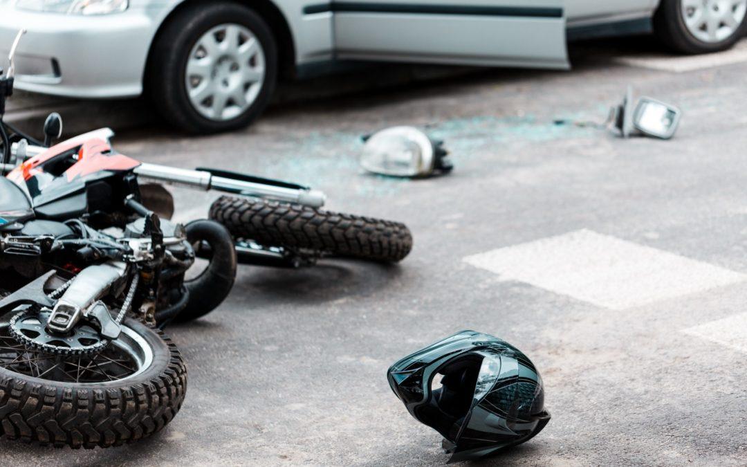 Man Injured in Motorcycle Accident in Harlingen