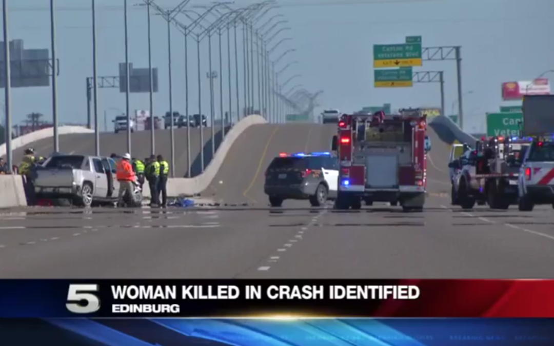 Early Morning Car Crash Takes the Life of One Woman