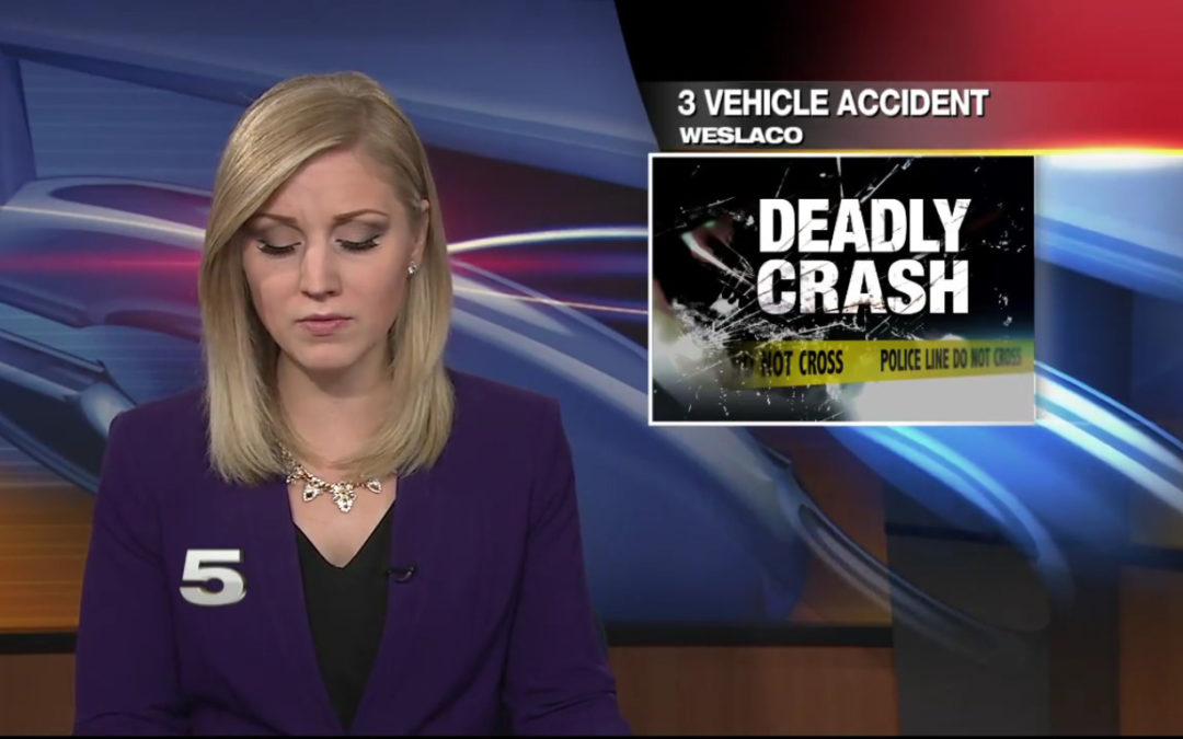 Three-Vehicle Crash in Weslaco Kills One Woman