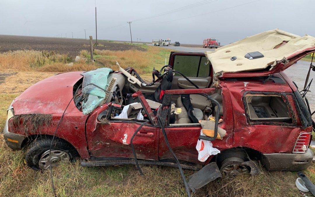 Tragic Crash in Willacy County Leaves One Woman Dead and a Child in Critical Condition