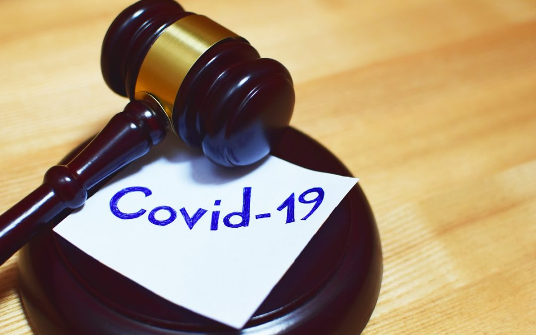 Can I Sue My Employer If I Contracted COVID-19 at Work?