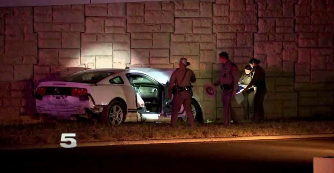 21-year-old Man Facing Charges After Police Chase Ended In Crash