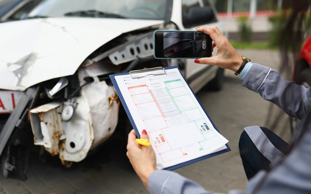 Can Fault Be Determined by Car Damage?