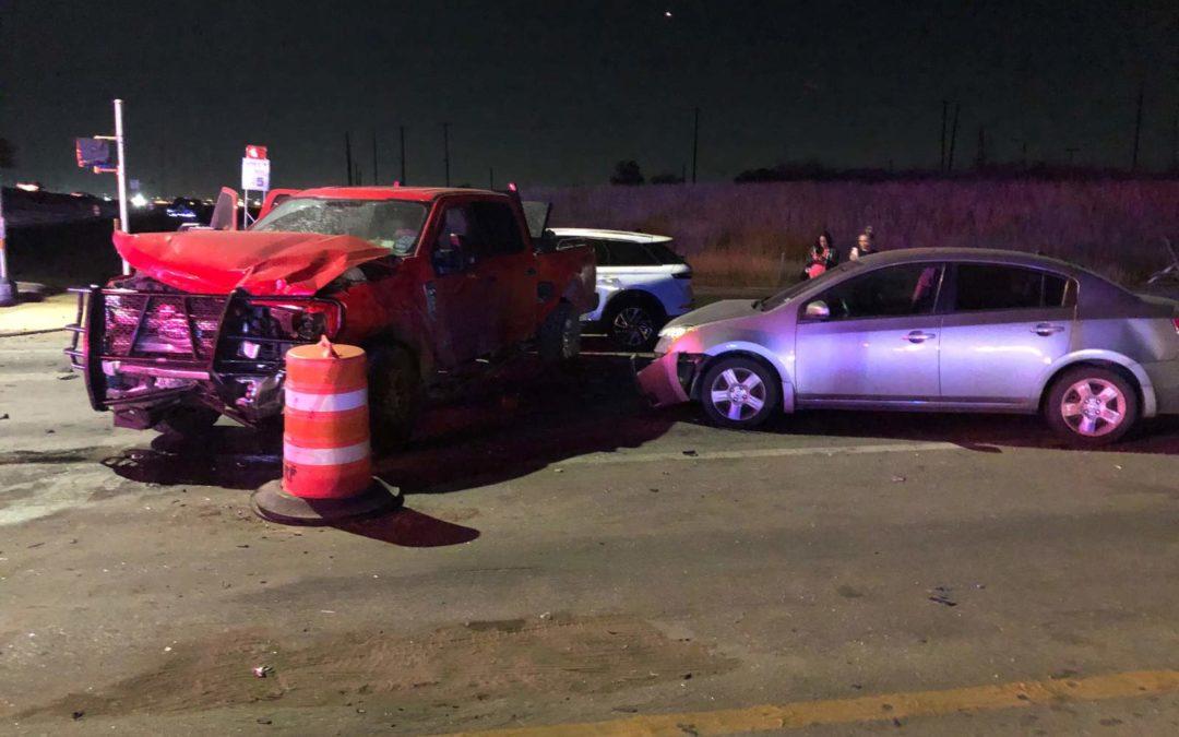 Stolen Vehicle Pursuit Ends In Arrest in Bexar County