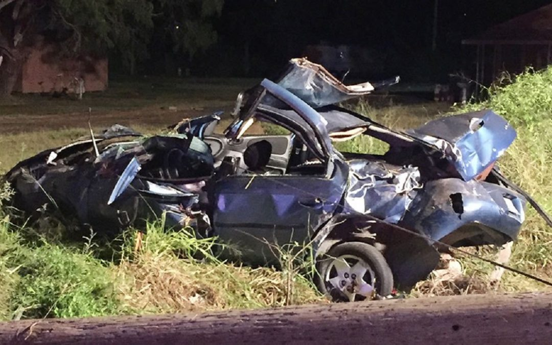 One Person Dead After Being Ejected From Vehicle in Donna