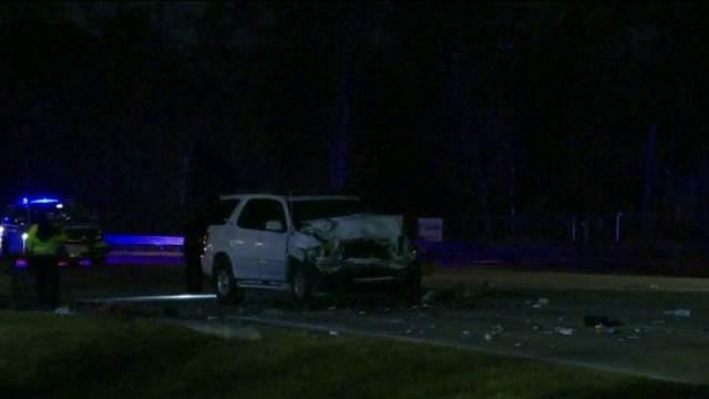 Speeding Driver Killed, 5 Hospitalized Following Crash