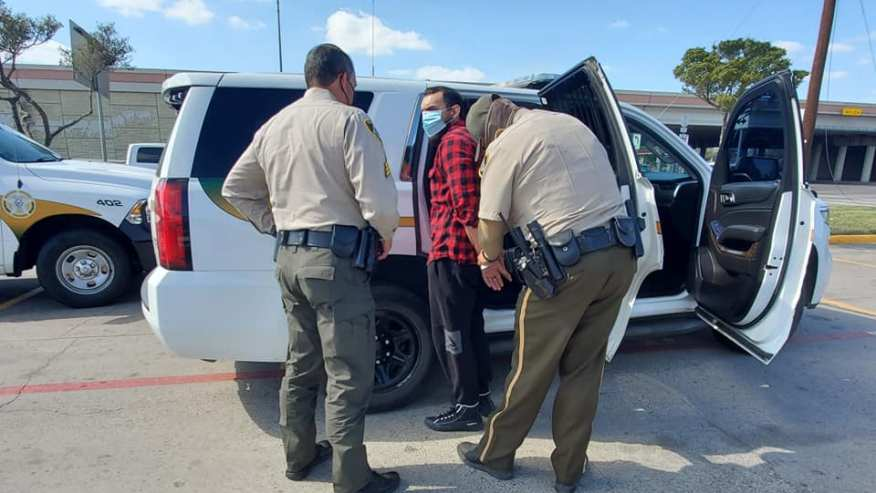 Man Arrested in Hidalgo County for Excessive Speeding