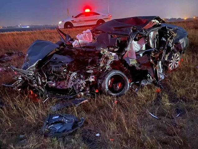 Massive Head-On Collision Leaves 6 Dead & 3 Injured in Mathis