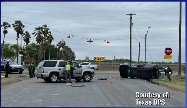 3-Way Vehicle Crash In Alamo Injures 3 Individuals
