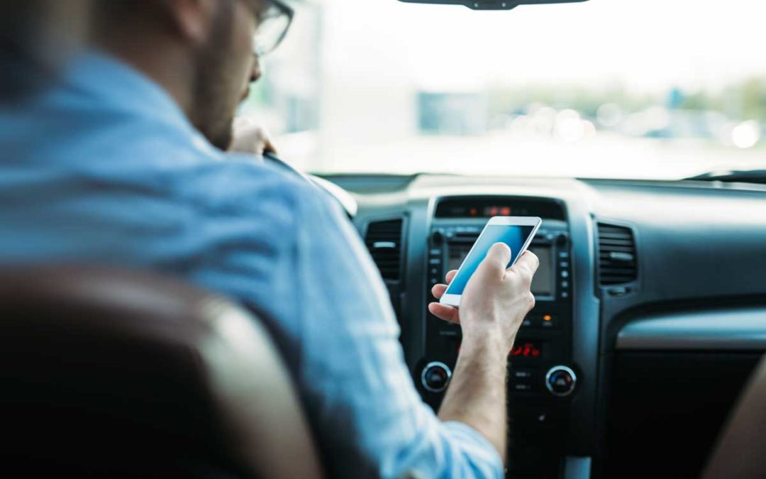 What Traffic Laws are in Place to Protect Texans From Distracted Drivers?
