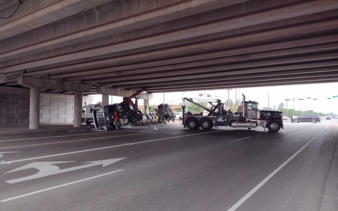 Brownsville Sees Multiple Serious Accidents in One Day