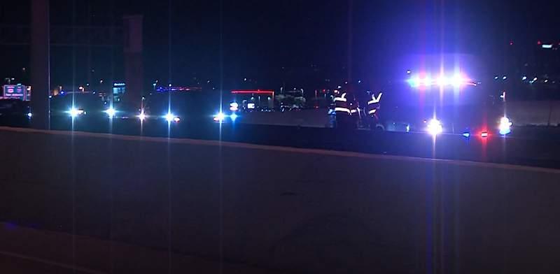 Suspected Drunk Driver Rear-Ends Police Vehicle in San Antonio