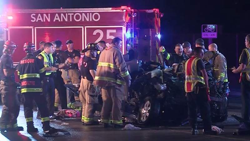 Mother & Son Injured in Accident with Suspected Drunk Driver