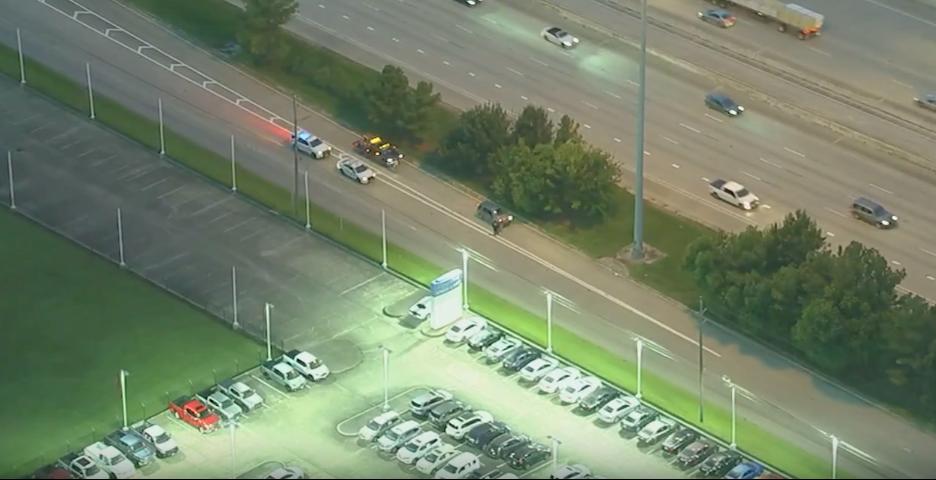 Pedestrian Killed in Houston Crash